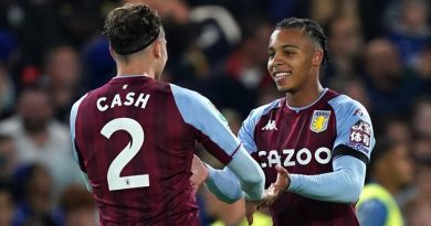 Chelsea 1-1 Aston Villa (4-3 on pens): Blues prevail on penalties to reach Carabao Cup fourth round