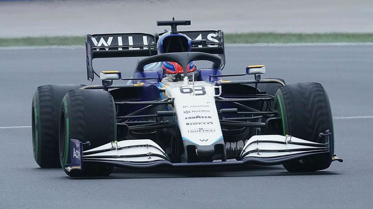 Williams want to lead the way for environmental change in motorsport