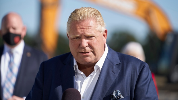 Doug Ford says Ontario opposition playing politics over his 'bang on' comments about immigrants