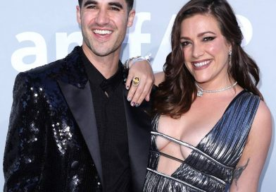 Glee's Darren Criss and Wife Mia Expecting First Baby - E! Online