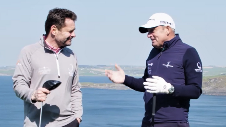 'Golf's Greatest Holes', a new golf show hosted by former Ryder Cup captain Paul McGinley and broadcaster Chris Hollins, launches on Sky Sports this October