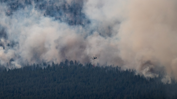 Heat waves, wildfires: Here's how climate change is affecting Canadians' health