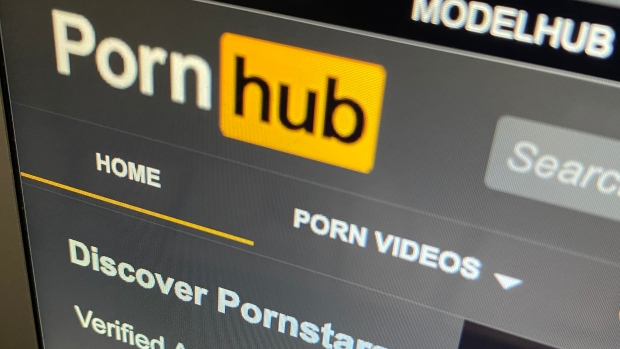 Pornhub owner settles lawsuit with 50 women, including four Canadians