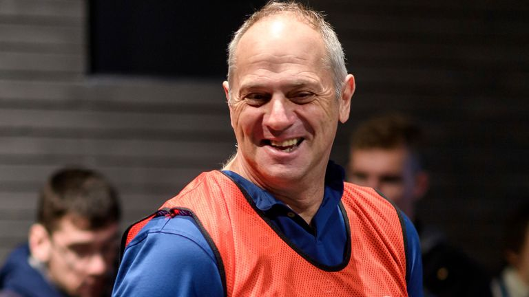 Sir Steve Redgrave is Britain's most successful rower