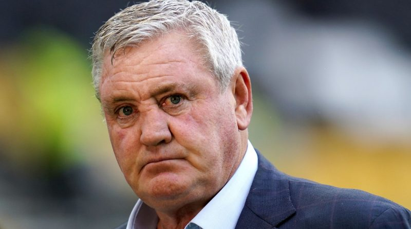 Steve Bruce to take charge of Newcastle vs Tottenham to mark 1,000th game as a manager
