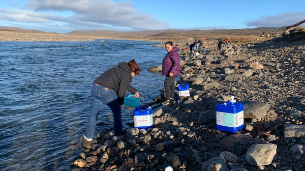 'Terrible situation': Iqaluit water crisis exposes precarious conditions in the city