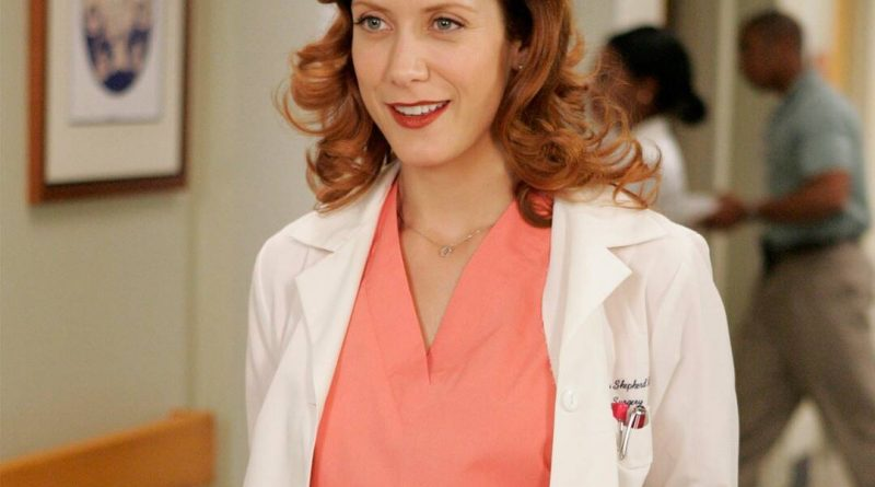 Watch Kate Walsh Return to Grey's Anatomy With Revised Version of Her Legendary Quote - E! Online